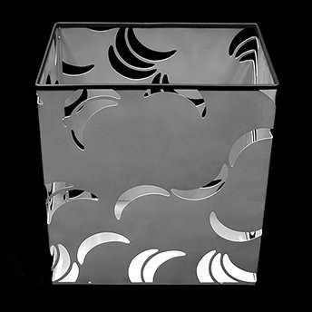 "Large ""Crescent""  trash bin14"